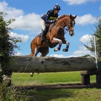 British Eventing Sapey 2 ODE
